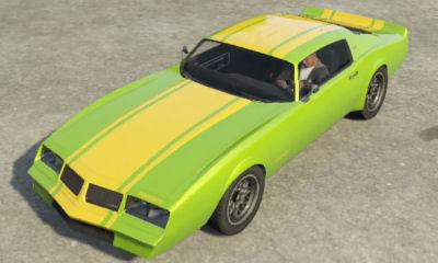 GTA5 - Vehicle Catalogue | Area GTA