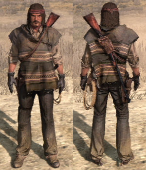Red Dead Redemption - Outfit | Area GTA